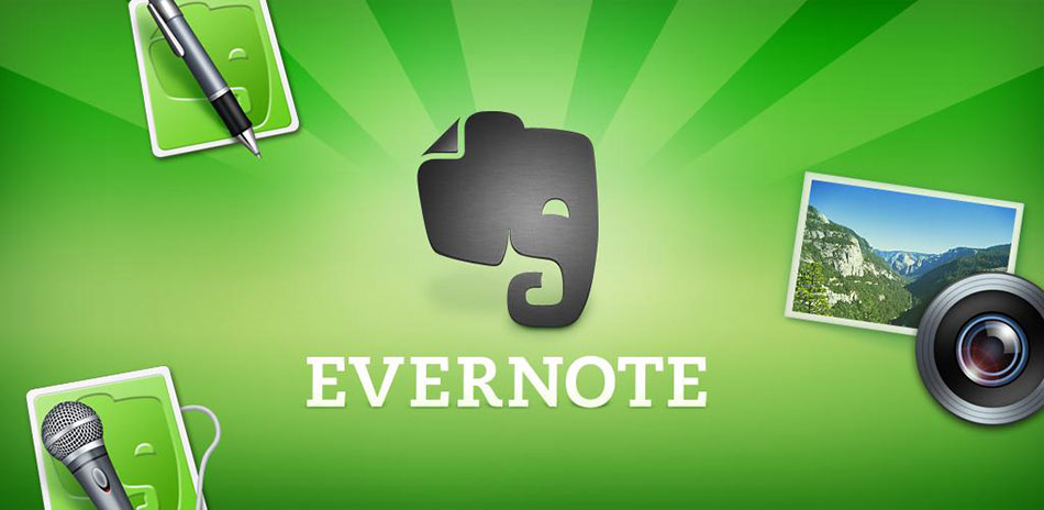 Evernote для Android