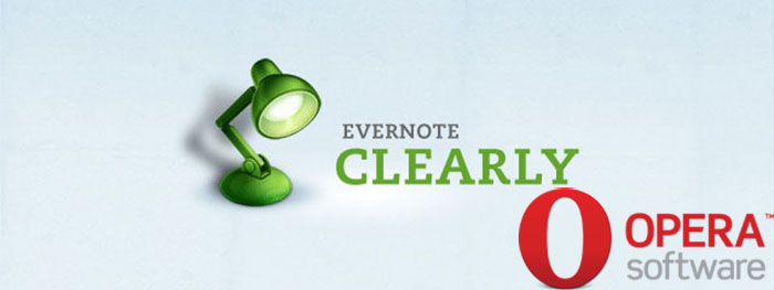 Evernote Clearly для Opera